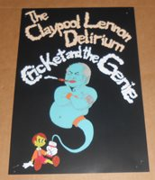 Claypool Lennon Delirium Cricket Genie