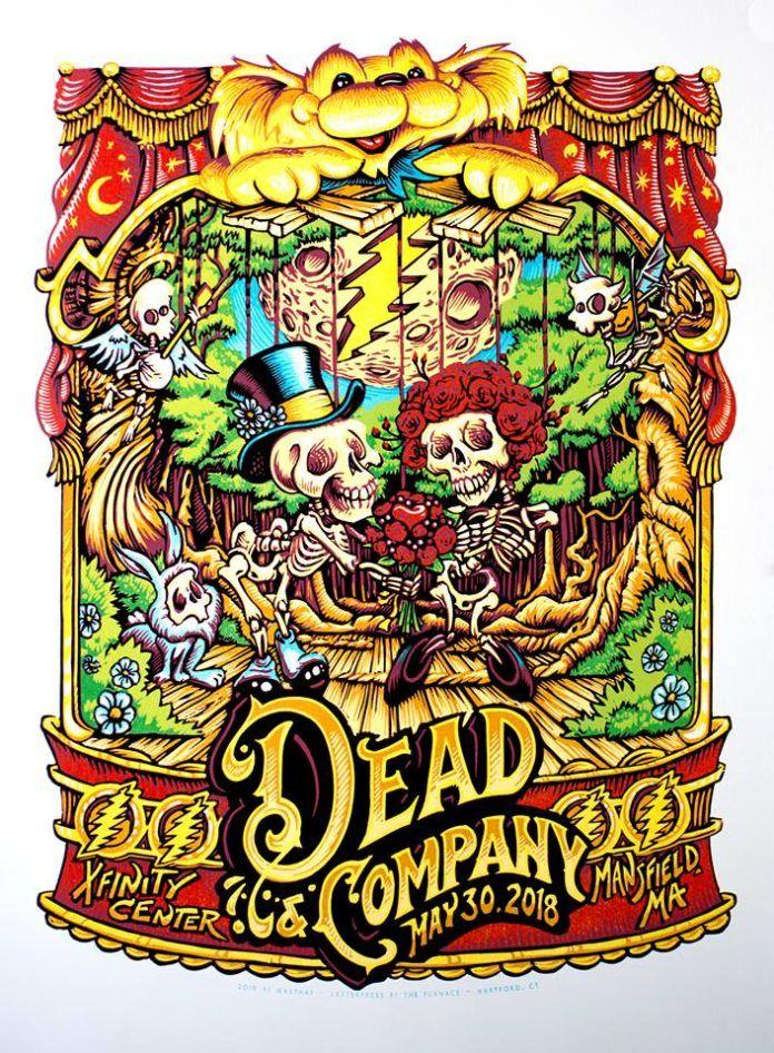 Dead Co Xfinity
