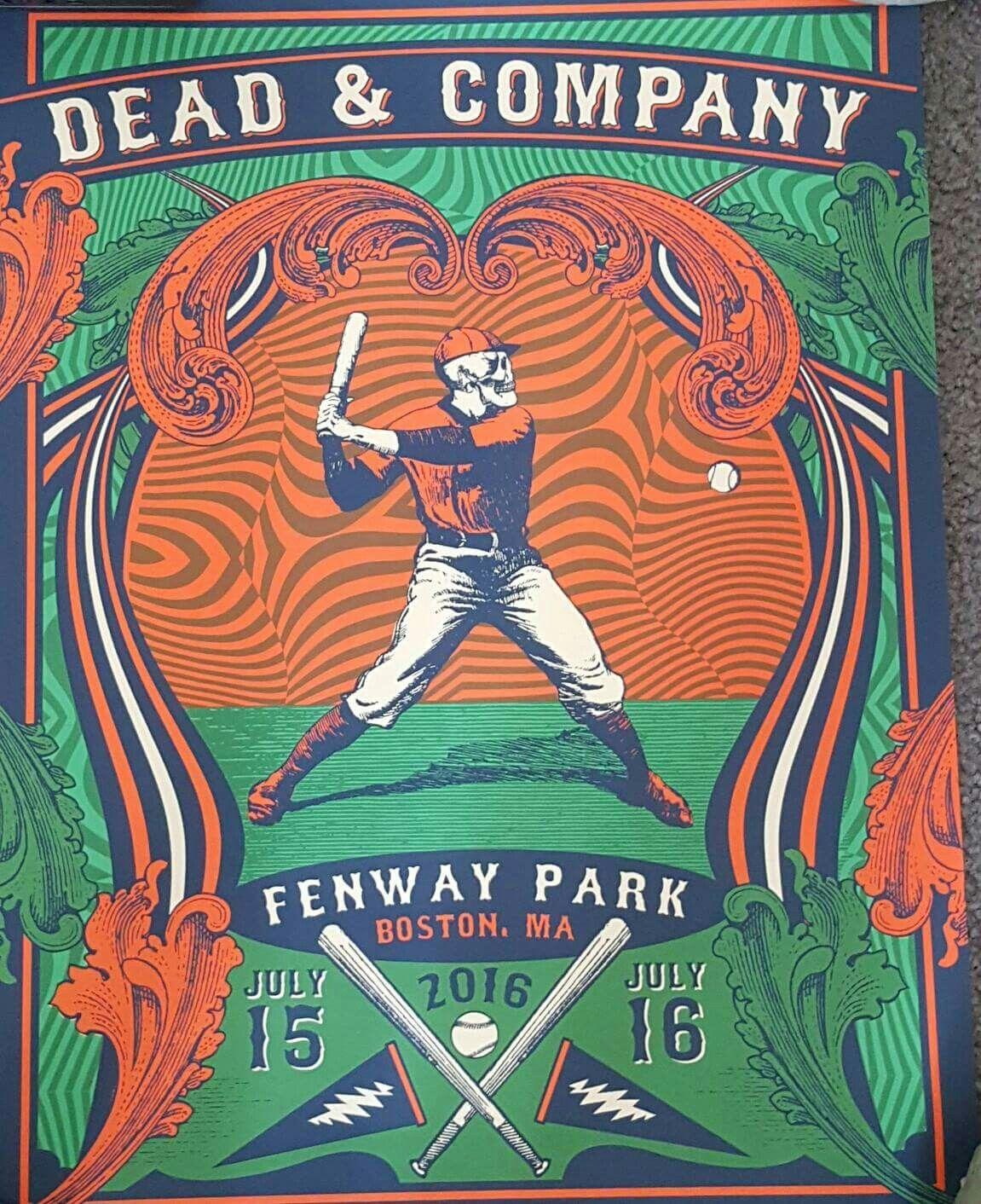 Dead Co Fenway