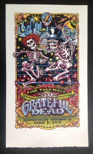 Grateful Dead Chicago 2015