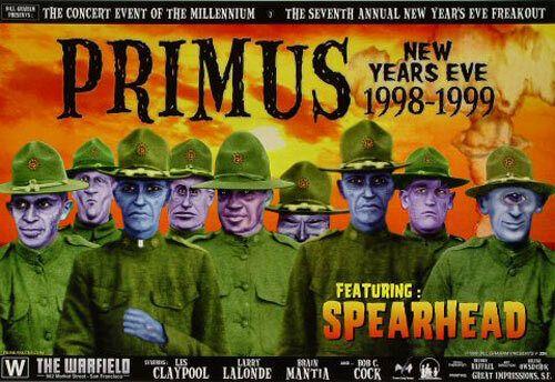 Primus NYE 1998