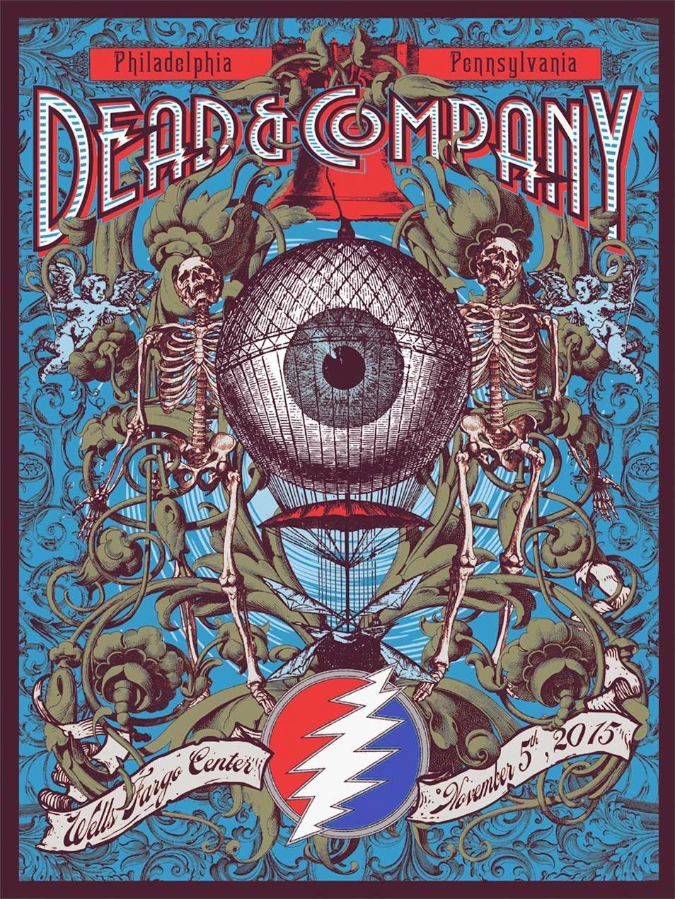 Dead Co Philadelphia