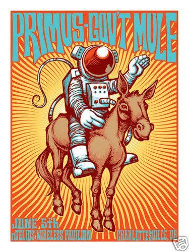 Primus Govt Mule