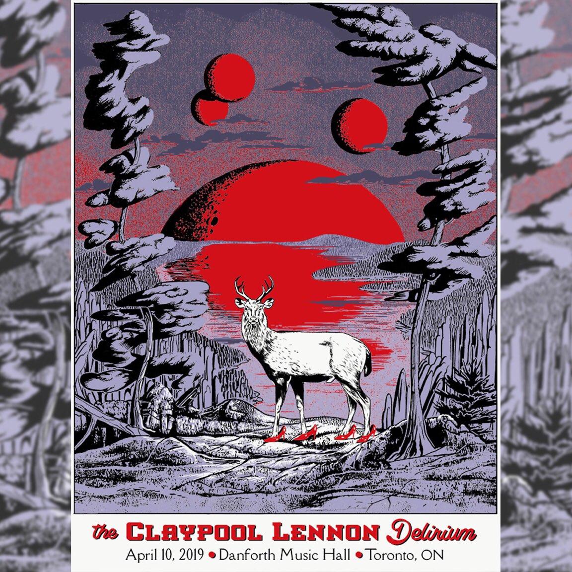 Claypool Lennon toronto