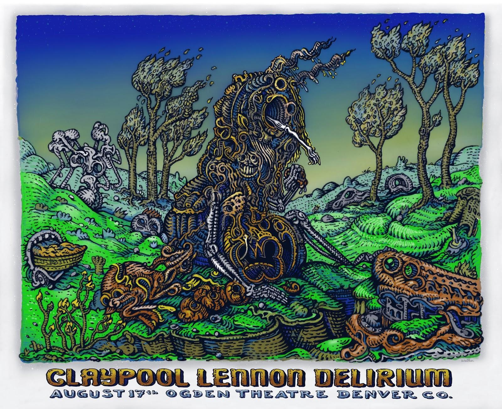 Claypool Lennon Ogden