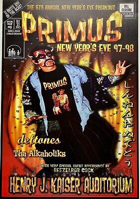 Primus NYE 97-98