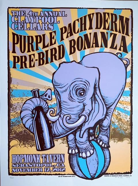 Claypool Cellars Purple Pachyderm