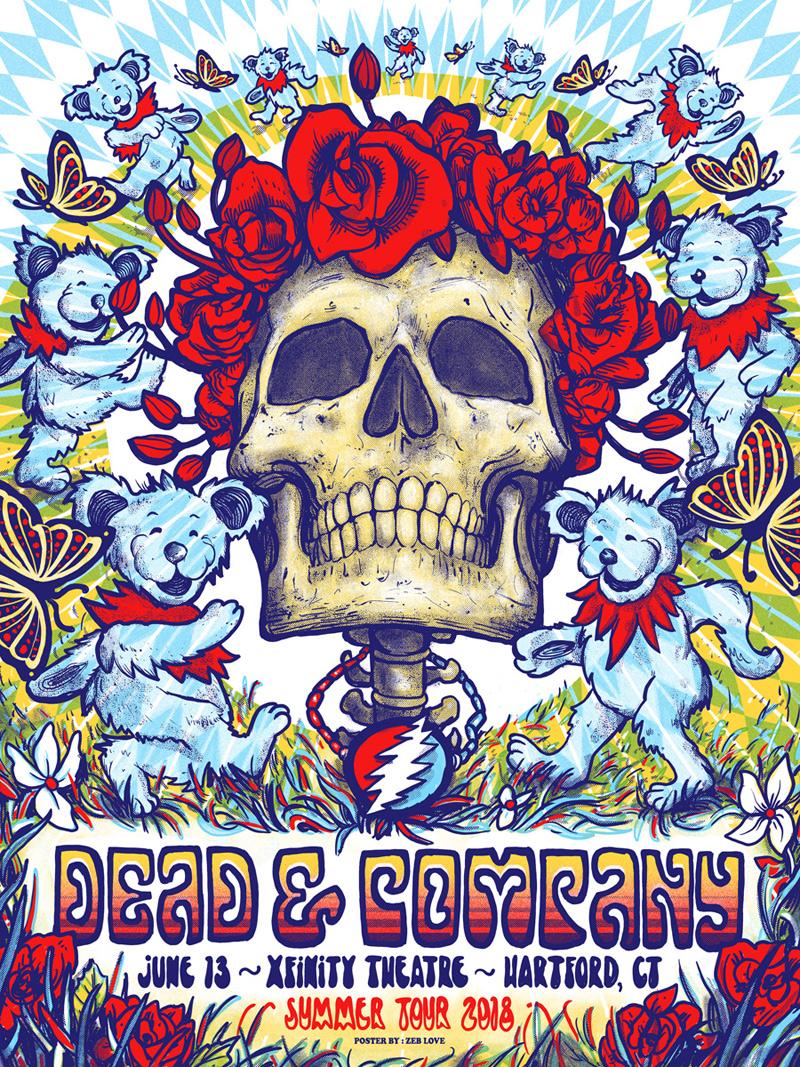 Dead Co Hartford