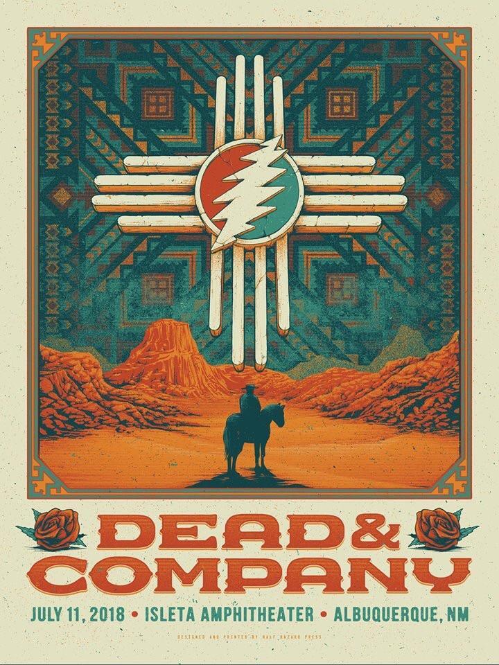 Dead Co Albuquerque