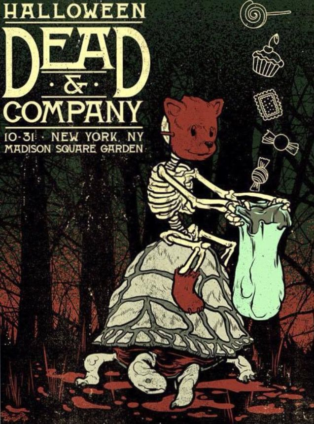 Dead Co Halloween