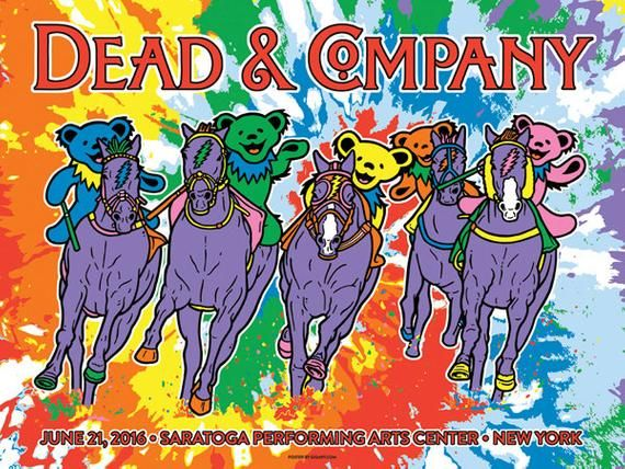 Dead Co Saratoga Springs
