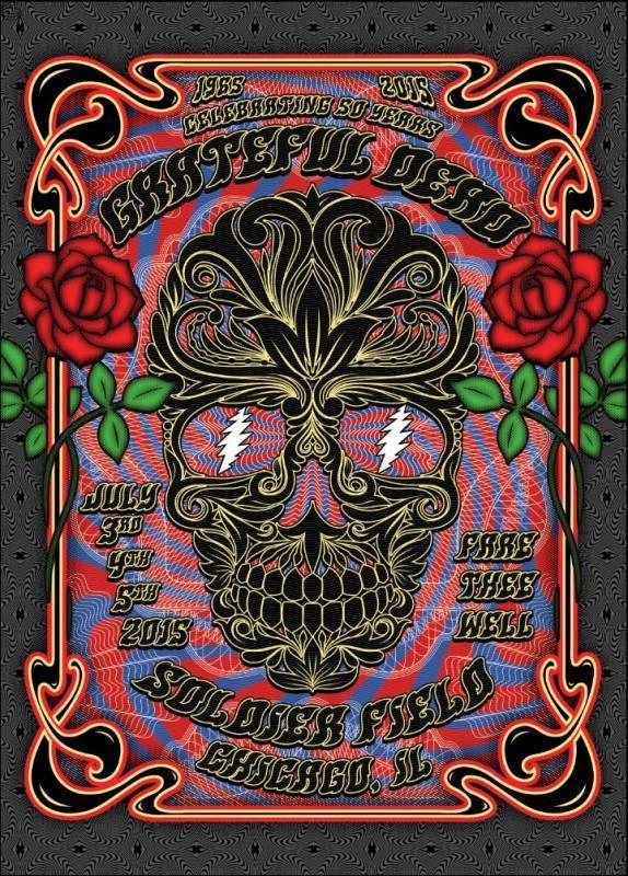 Grateful Dead 2015