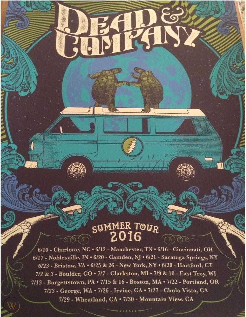 Dead Co Summer Tour