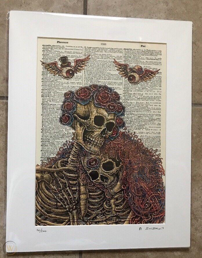 Grateful Dead Emmek Dictionary