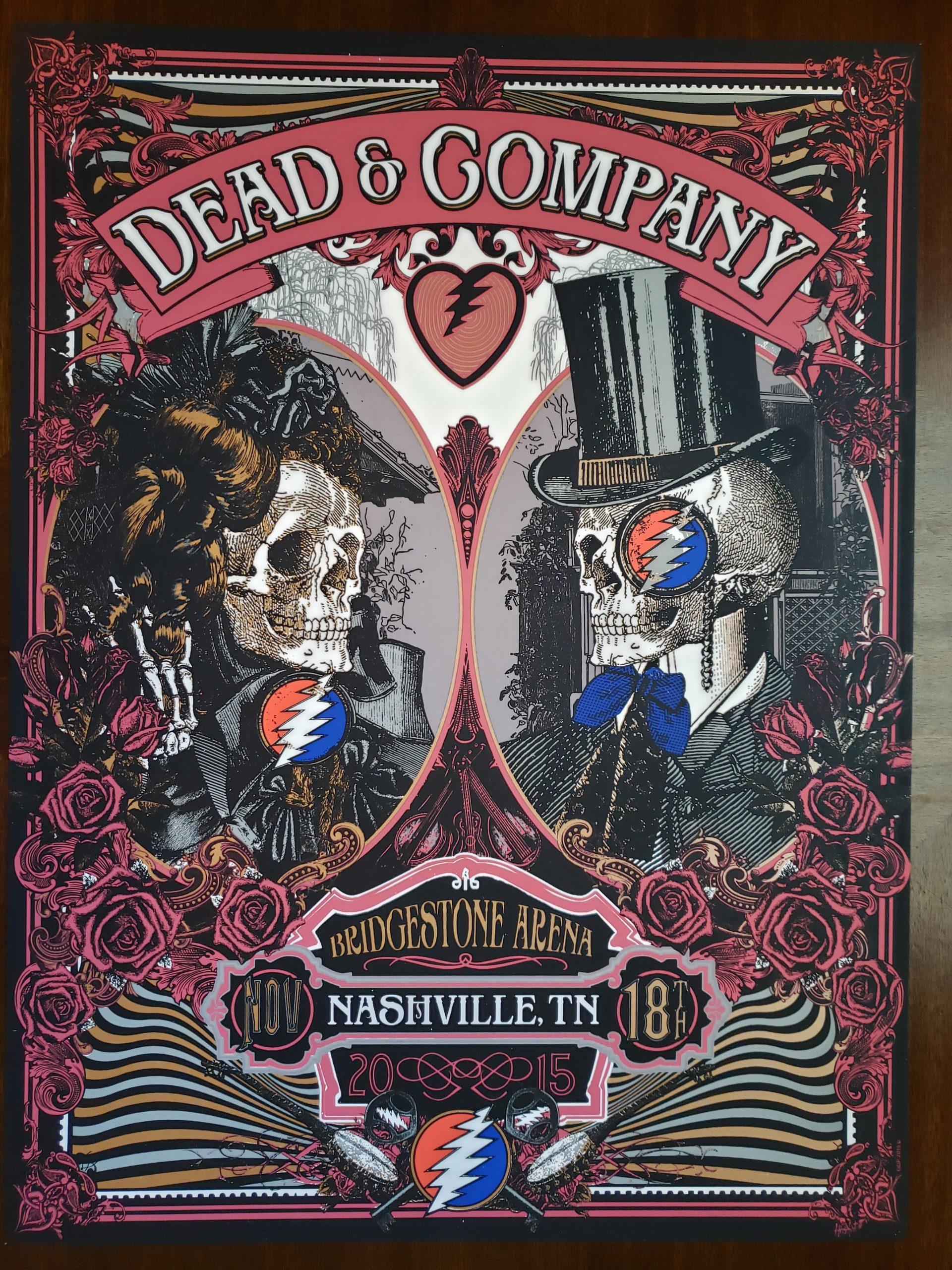 Dead Co Nashville