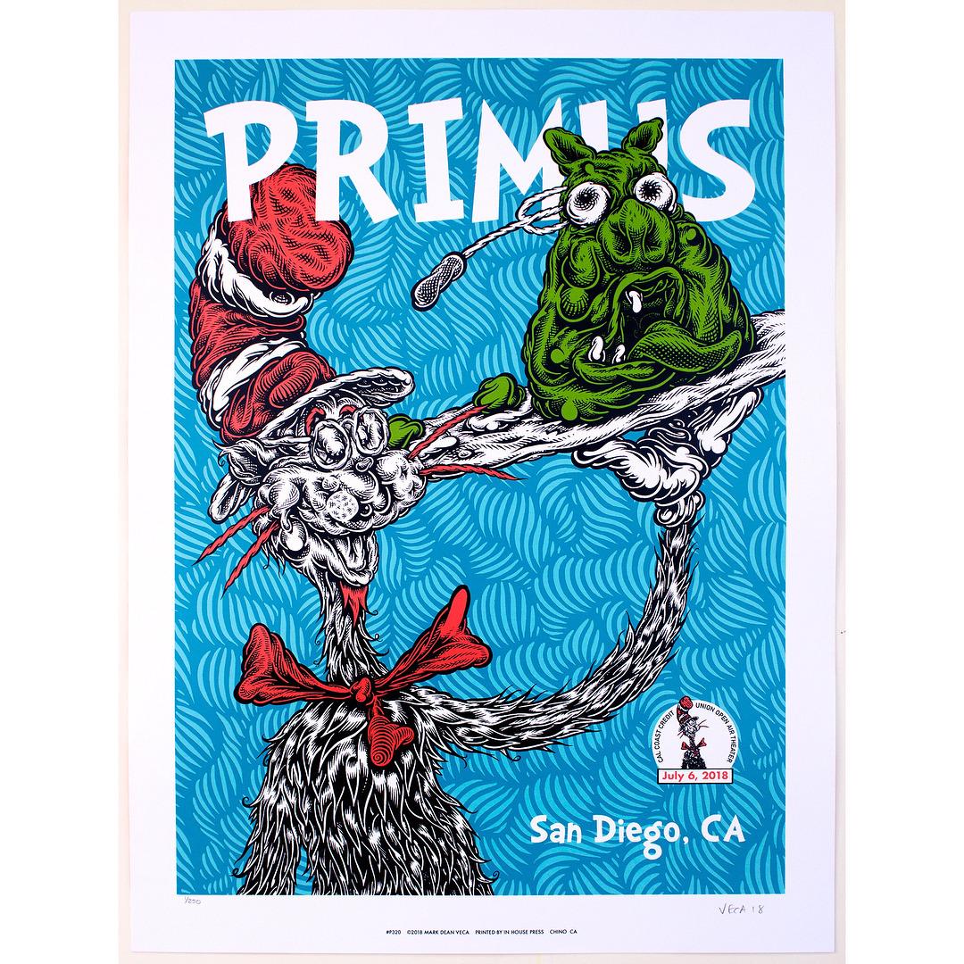 Primus Cat in the Hat (Foil)